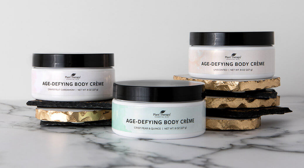 Plant Therapy Age-Defying Body Crèmes