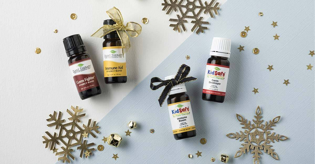Germ Fighter & Immune Aid: How to Stay Healthy This Holiday Season