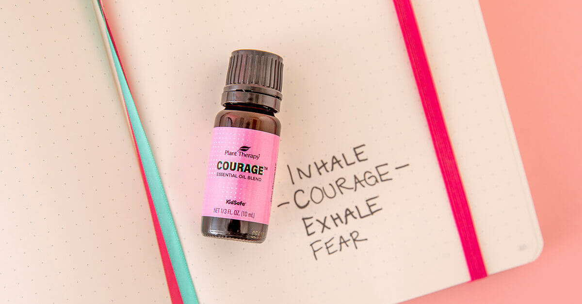 Plant Therapy Courage Essential Oil Blend
