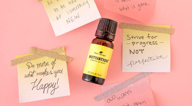 Plant Therapy Motivation Essential Oil Blend