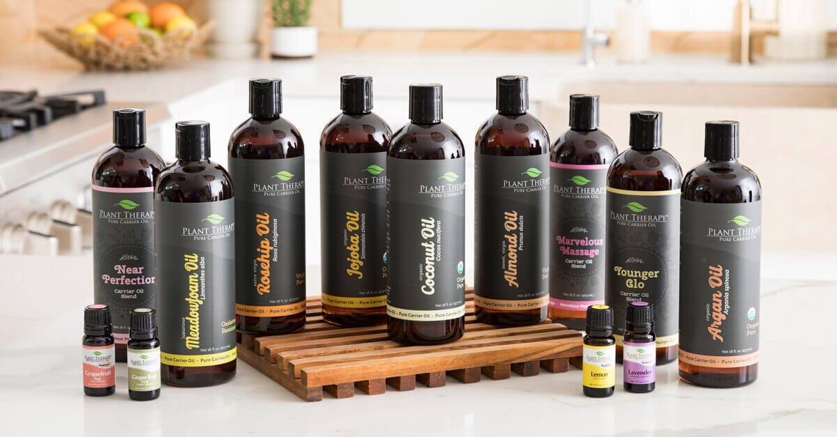 Plant Therapy Carrier Oils