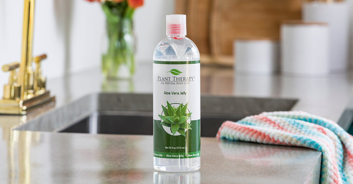 Plant Therapy Aloe Jelly