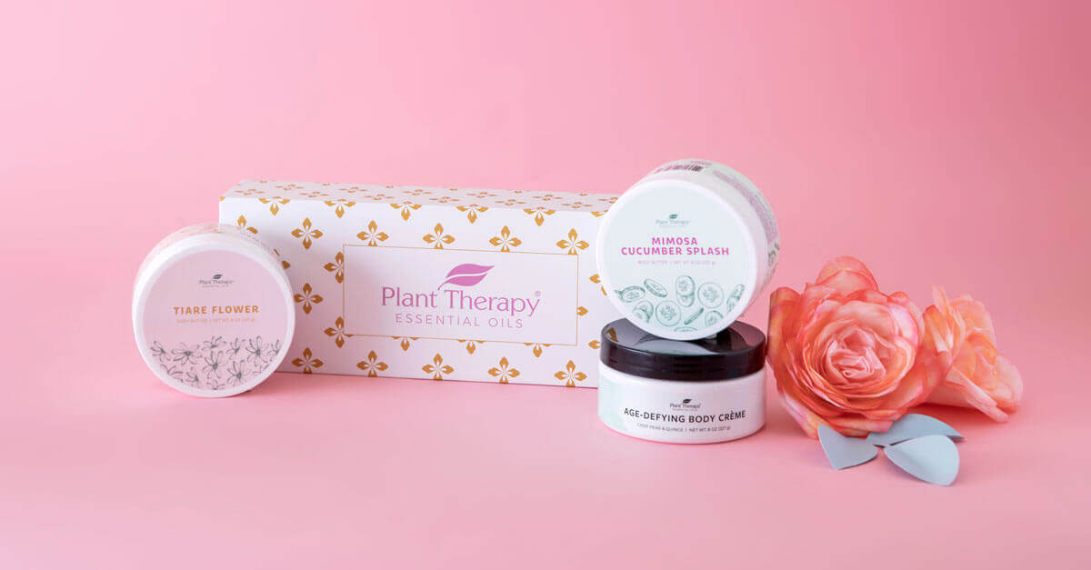 Plant Therapy Body Creme and Body Butter