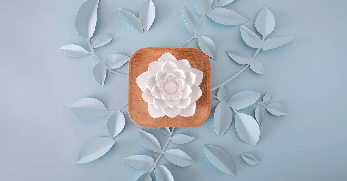 Passive Lotus Diffuser from Plant Therapy