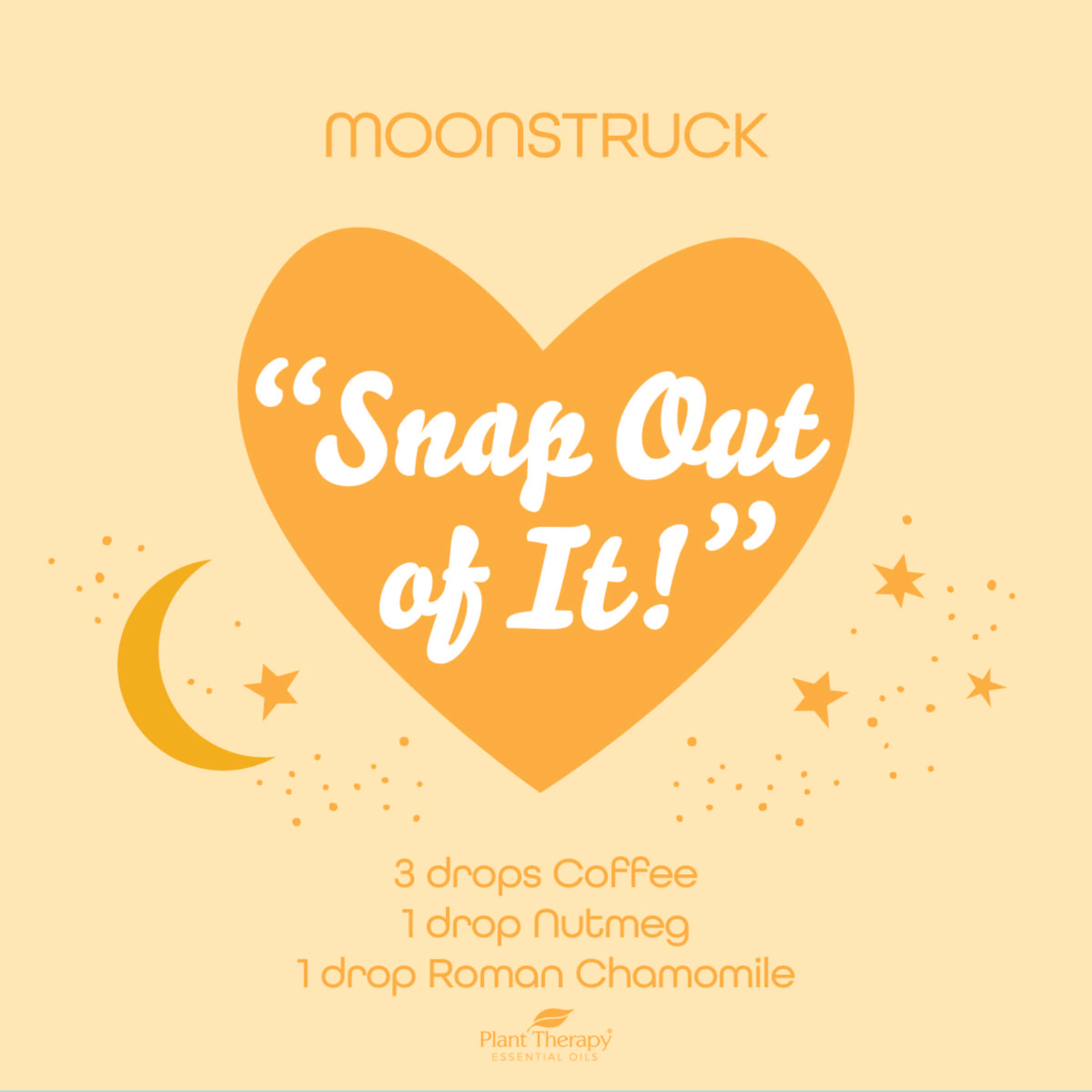 Diffuser Blends to Match Your Favorite Rom-Com: Moonstruck