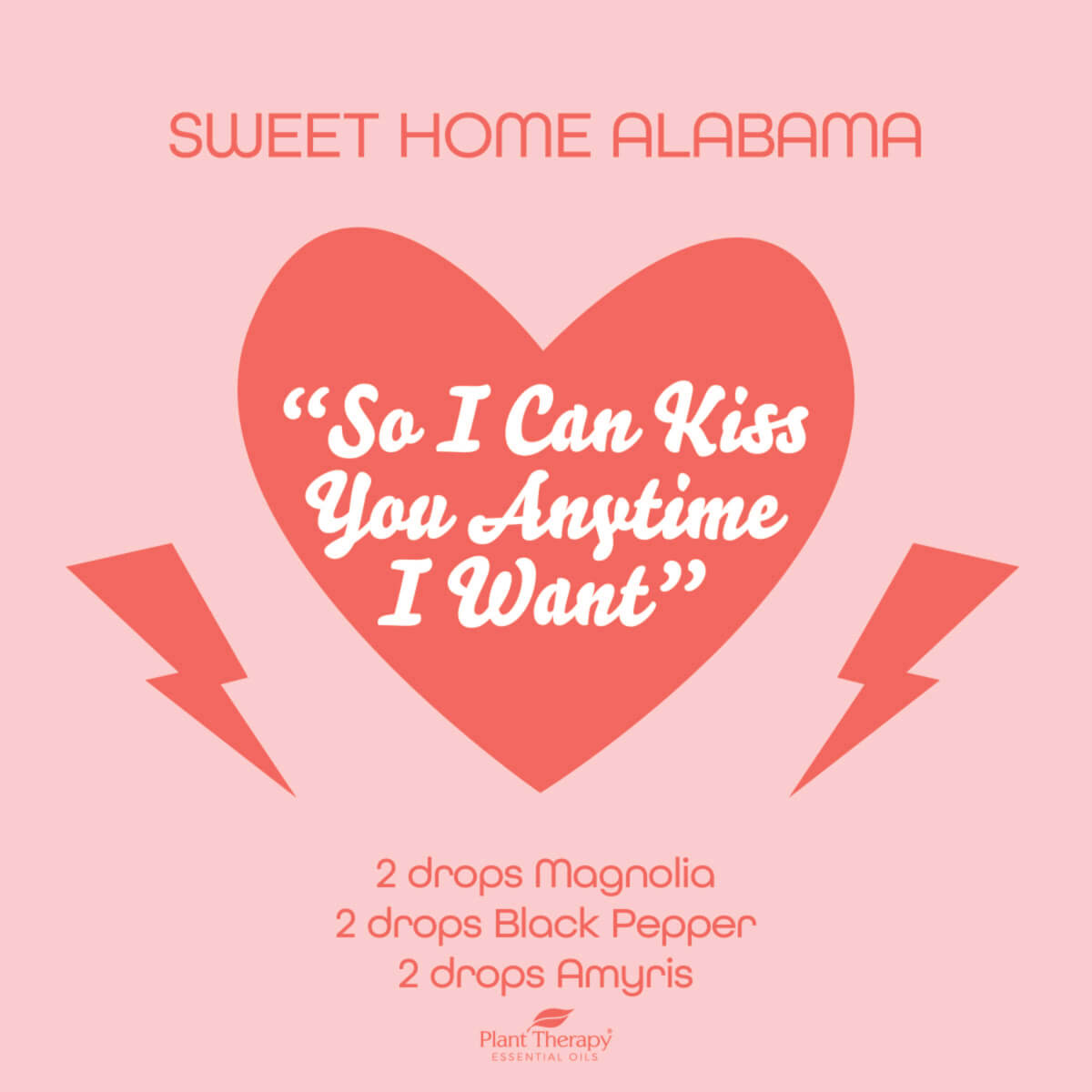 Diffuser Blends to Match Your Favorite Rom-Com: Sweet Home Alabama