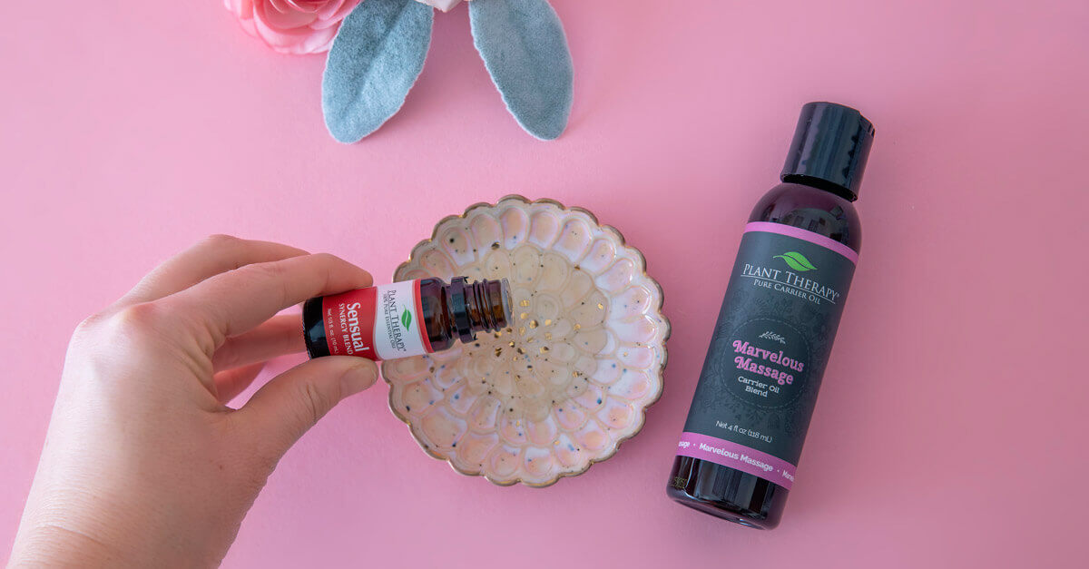 FriYAY Romance Edition: Sensual Marvelous Massage Oil