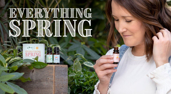 How to Tackle Spring Projects with Our Spring Blends