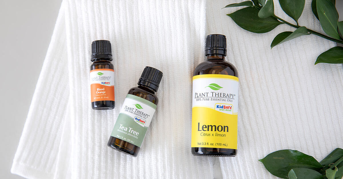 FriYAY: Spring Cleaning Edition - Lemon, Tea Tree, Blood Orange