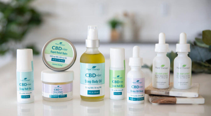 Plant Therapy Benefits of CBD