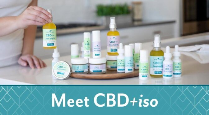 Meet CBD+iso: Designed to Help You Deal with Life's Problems