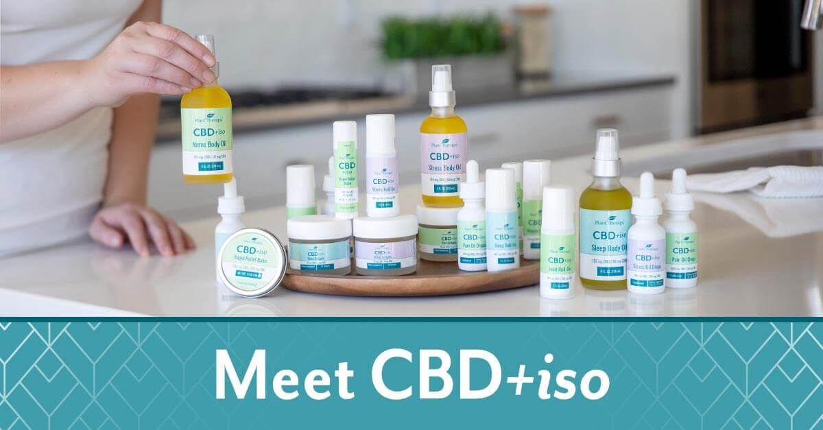 Plant Therapy CBD+iso