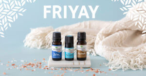 FriYAY Relaxation Edition -- Relax, Blue Cypress, Patchouli