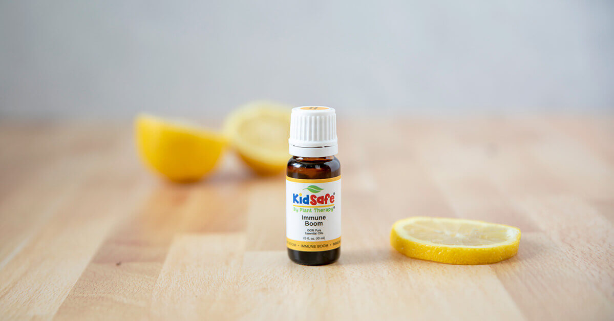 Plant Therapy Immune Boom Essential Oil Blend