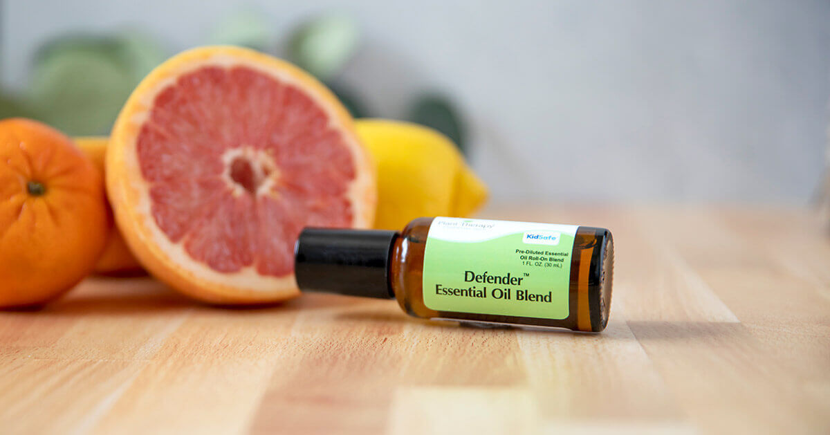 Plant Therapy Defender Essential Oil Roll-On
