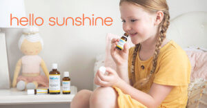 Hello Sunshine KidSafe Essential Oil Blend