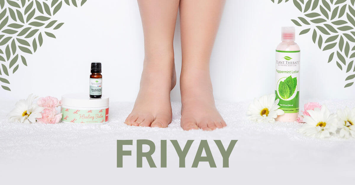 FriYAY: Fabulous Feet Edition