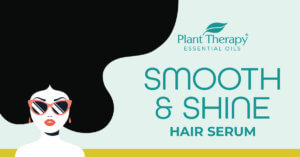 Smooth and Shine Hair Serum DIY