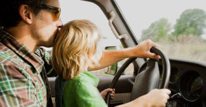 Get Your Feet Off the Dash Wipes and Other DIYs for Dads