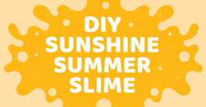 Sunshine Summer Slime