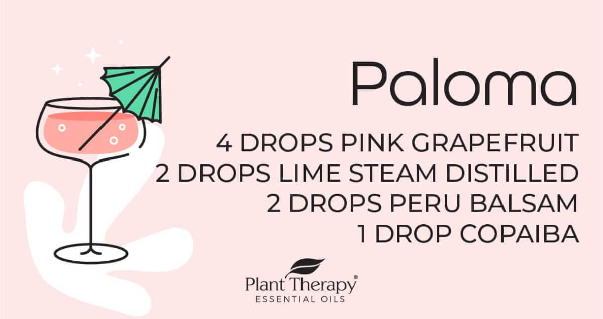 Paloma Diffuser Blend
