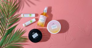 New Sunshine Body Care For Glowing Summer Skin