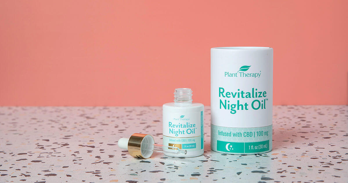 Plant Therapy Revitalize Night Oils