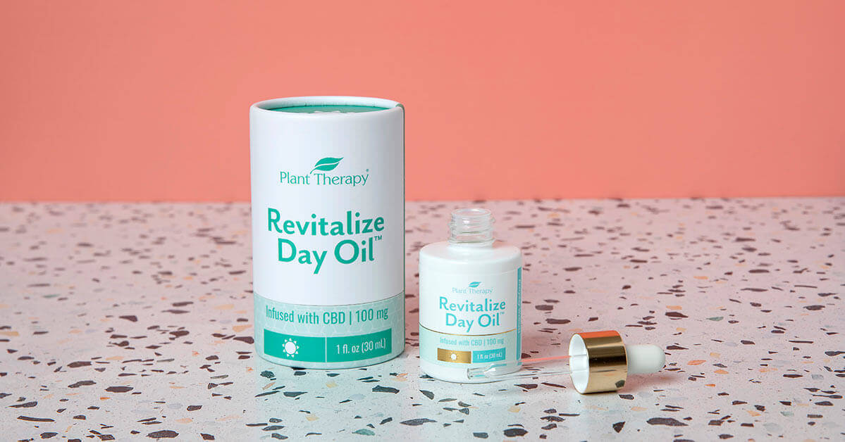 Plant Therapy Revitalize Day Oils