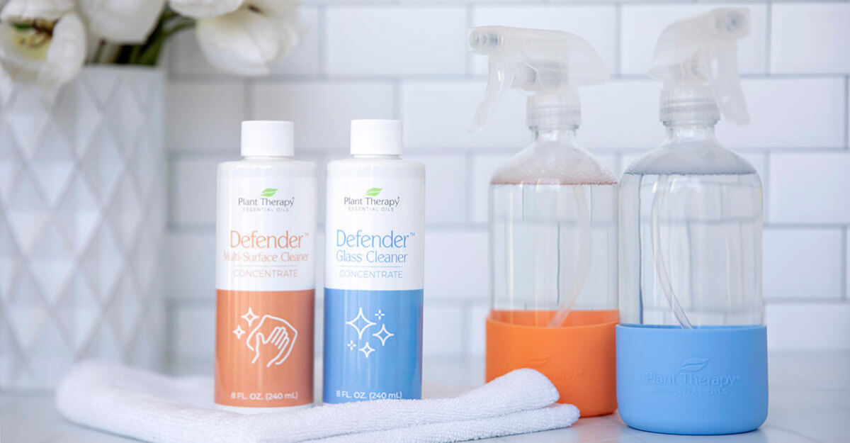 Our New Defender Household Cleaners Give You a Powerful Clean