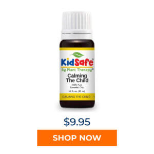 KidSafe Calming the Child essential oil blend
