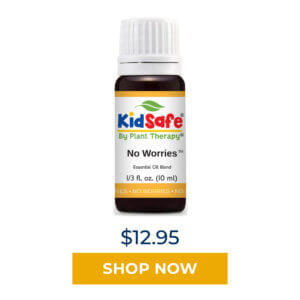 No Worries KidSafe essential oil blend