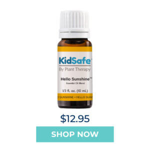 KidSafe Hello Sunshine essential oil blend