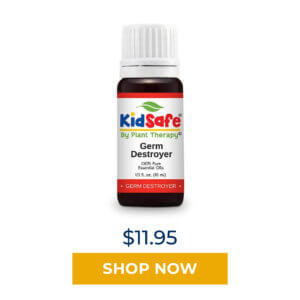 KidSafe Germ Destroyer essential oil blend