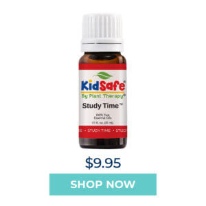 KidSafe Study Time essential oil blend