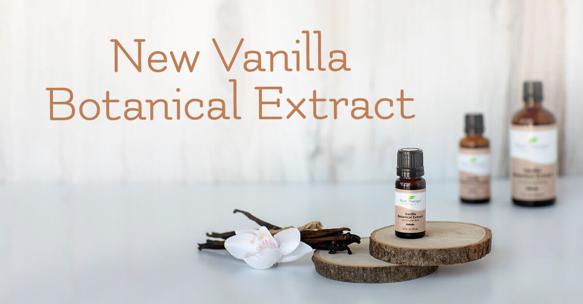 New Vanilla Botanical Extract