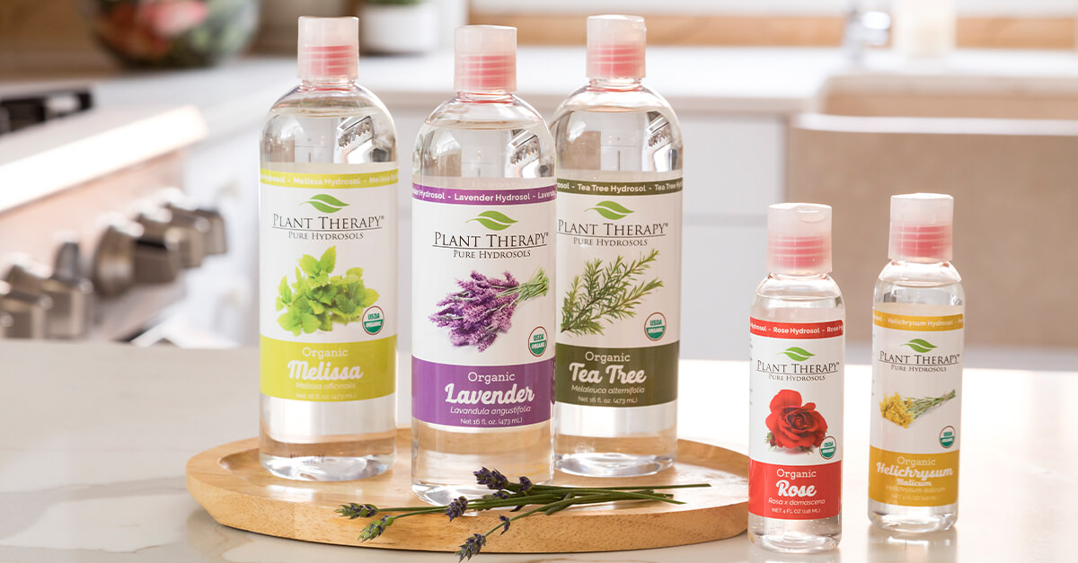 Plant Therapy Hydrosols