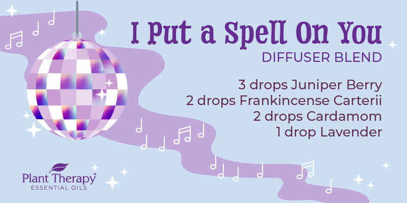 I Put a Spell on You Diffuser Blend graphic