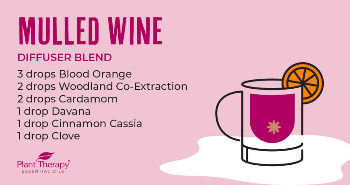 Mulled Wine Diffuser Bl