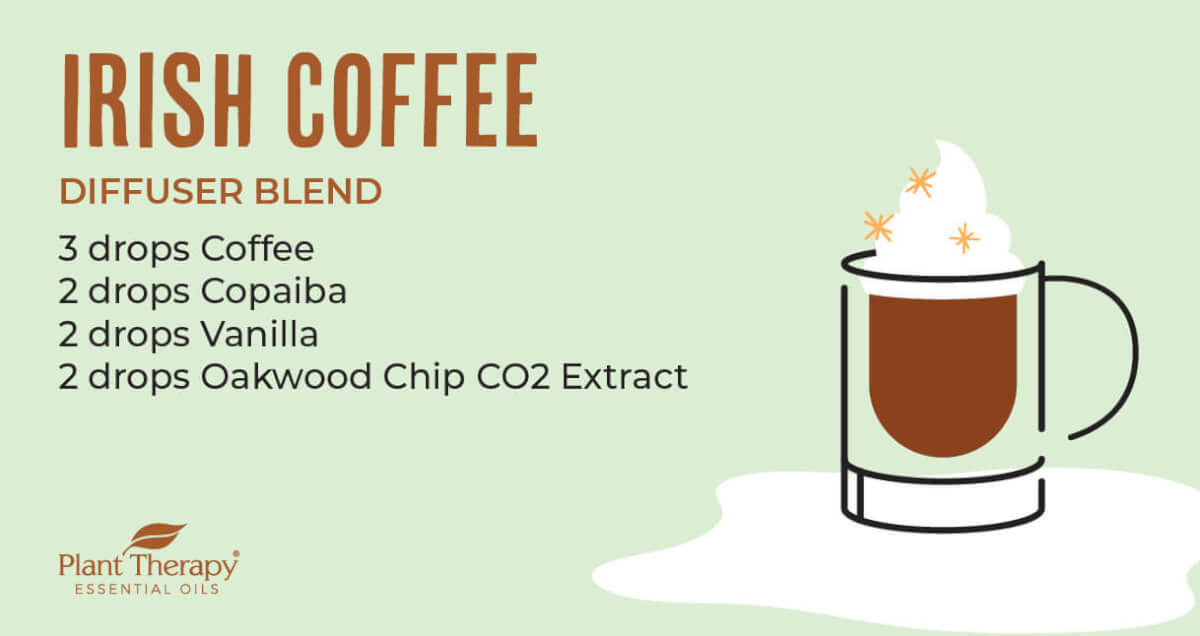 Irish Coffee Diffuser Blend