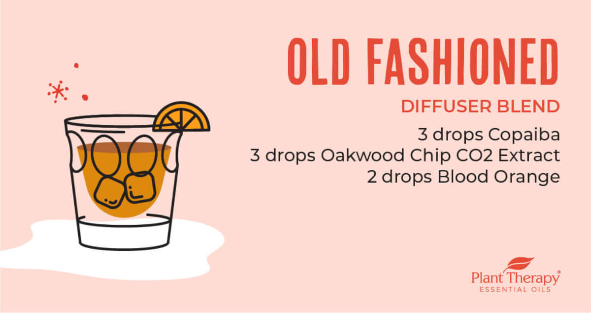 Old Fashioned Cocktail Diffuser Blend