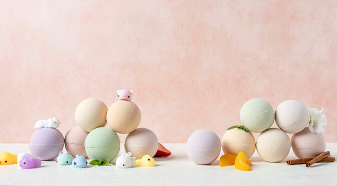 Plant Therapy Collection of 12 Bath Bombs