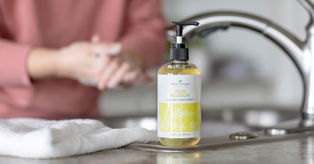Pear Blossom Liquid Hand Soap