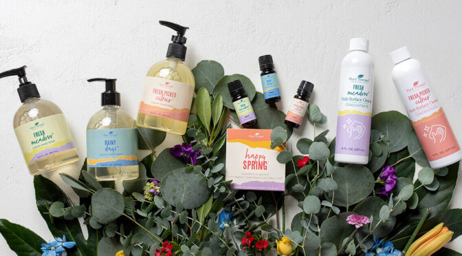 Plant Therapy Happy Spring Products