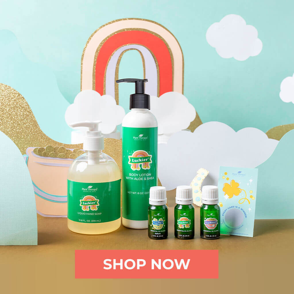 Plant Therapy Lucky Products