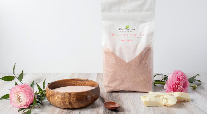 5 lb Fine Grain Pink Himalayan Salt bag