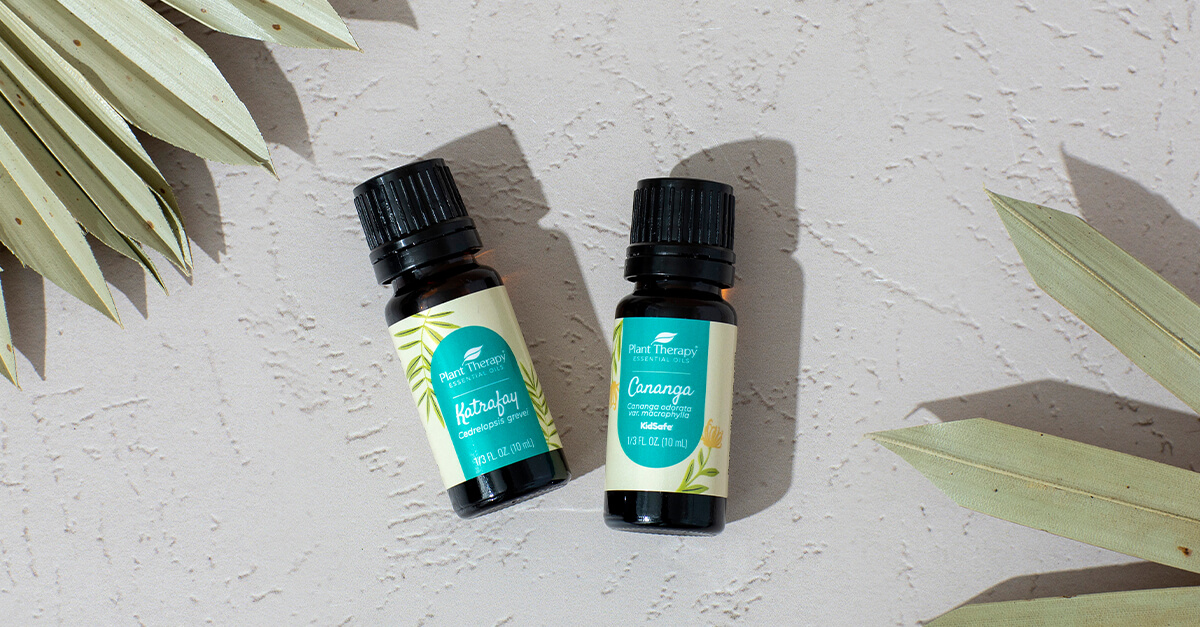 May Oil of the Month Katrafay and Cananga