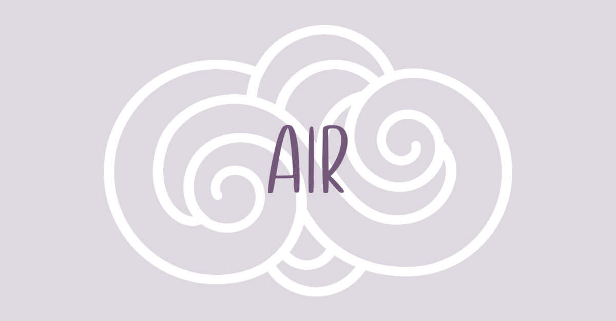 Essential Oils for Air Signs