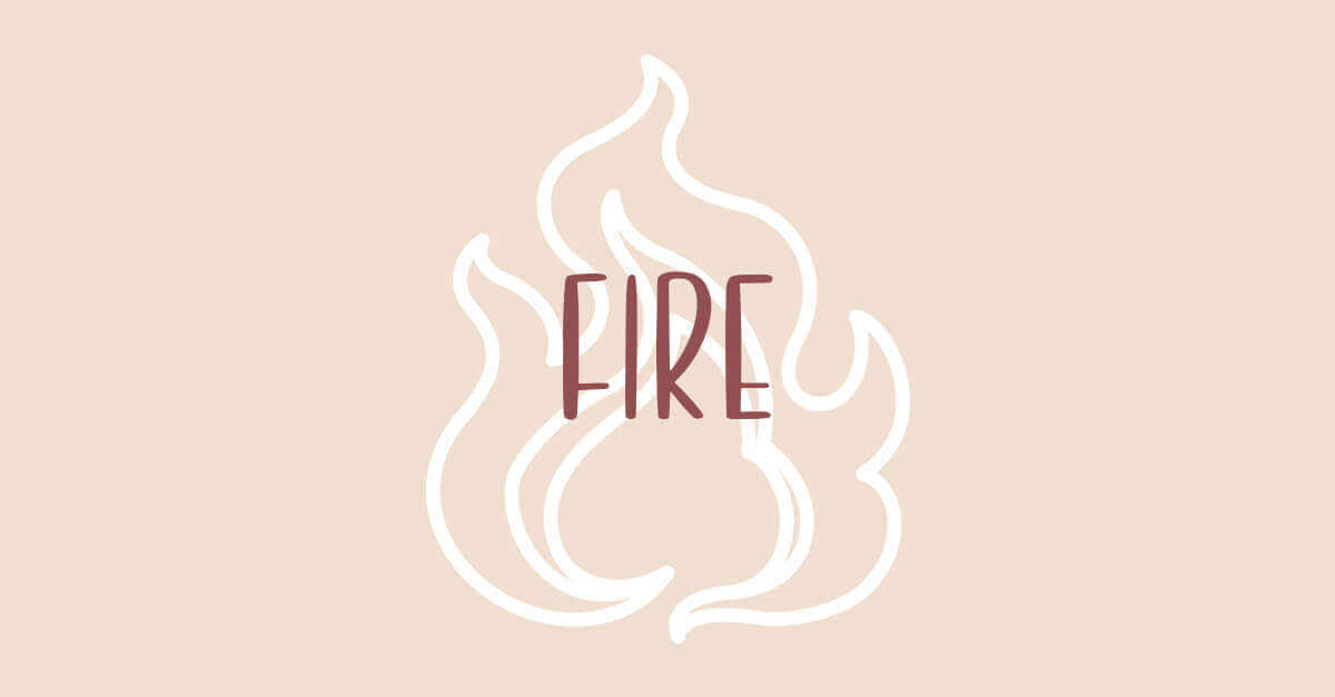 Essential Oils for Fire Signs