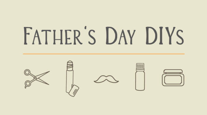 Father's Day DIY graphic